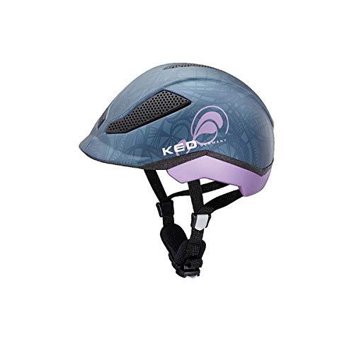KED Pina Ride & Bike Helmet Kids Nightblue Matt Kopfumfang 51-56 cm 2017 mountainbike helm downhill