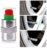 #10: ACL Two Wheeler TYRE Pressure Monitoring Gauge Set of 2