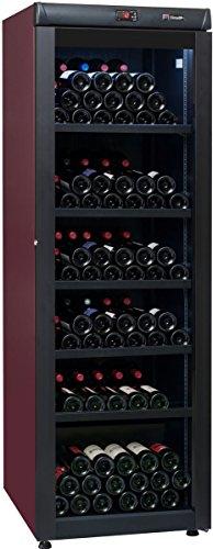 Cave à vin de vieillissement - 1 temp. - 264 bouteilles - Lie de vin - CLIMADIFF - ACI-CLI722 - Pose libre