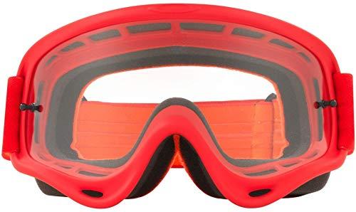 Oakley O Frame Motocross Brille Rot