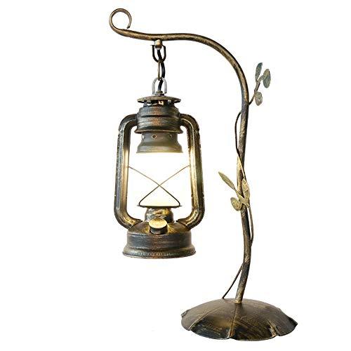 IMEFF Lámpara De Mesa Vintage