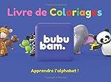 Livre de Coloriages, Apprendre l alphabet !...