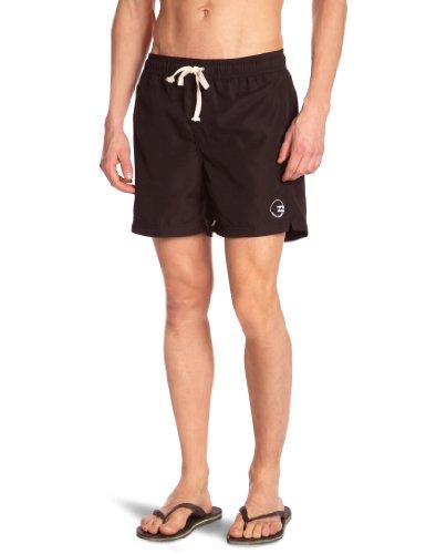 Billabong Herren Badeshort Point, black, M, M1VO05 (Billabong Gestickte Shorts)