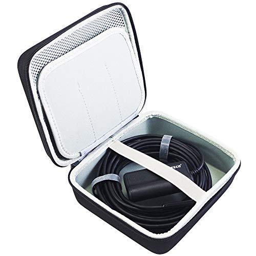 COMECASE Travel Hard Case Hülle Tasche für Depstech WiFi & USB Endoskop und andere Endoskopmarken wie THZY, Rotek, Goodan, Shekar, Pancellent, Fantronics, Sokos