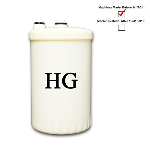 KANGEN Compatible HG-type Replacement Ionizer Filter for Enagic MW-7000 Leveluk SD501 Toyo Ange Impart...
