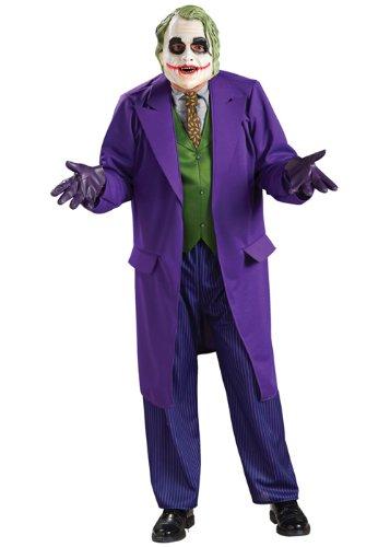 Generique Offizielles Joker-Kostüm Dark Night für Erwachsene -