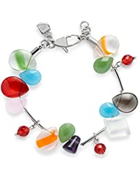 Leonardo Jewels Damen-Armband Colours Edelstahl 10945