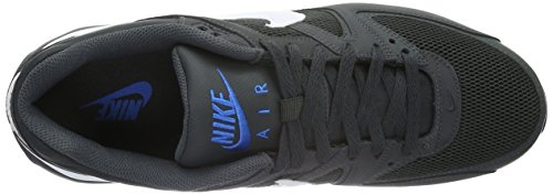 Nike Air Max Command, Chaussures de Fitness Homme Gris - Grau (ANTHRACITE/WHITE-PHT BLUE-BLK_014)
