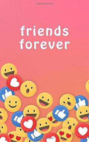 Rv-uniform (Friends Forever: Social Media Address Book Contact Information for New Friends, Keepsake for Summer Camp Memories)