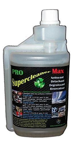 Pro SupercleanerMax - Concentré ...