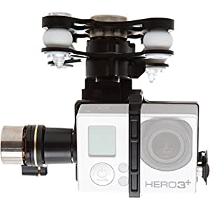 DJI Zenmuse H3-3D 3-Axis Gimbal for GoPro Hero3 GoPro Hero3+ Camera, -130 - +45deg. Controlled Rotation Range, ±130deg./s Rotation Speed (Phantom 2 version)