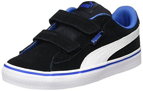 puma-unisex-kinder-1948-vulc-v-ps-low-top-schwarz-puma-black-puma-white-puma-royal-05-33-eu