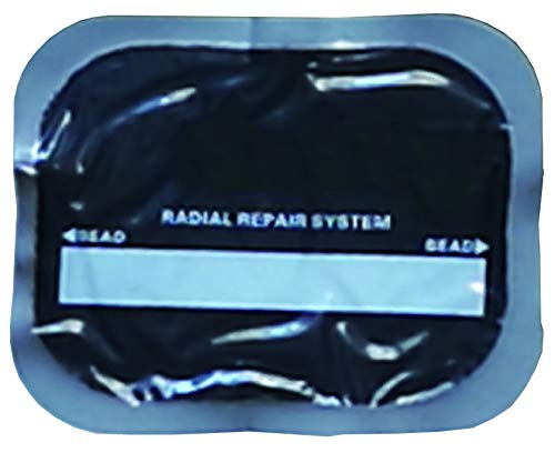 HARZOLE USA Style Radial rustine Sp-2205 One Plis 2–2/12,7 cm X 3–1/12,7 cm 65 x 80 mm 10 Pcs