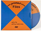 "DVD ""uso promed archivadores easy"" en alemán e inglés"