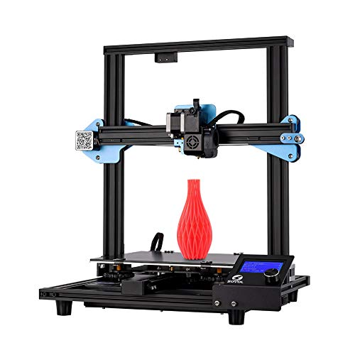 Sovol SV01 3D Drucker Direct Drive Extruder Ultrabase Glasplatte Heizbettes Filament Ende Detektor 24v/350w Meanwell Power Versorgen Großes Bauvolumen 240x280x300mm
