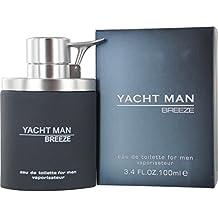 myrurgia Yacht Man Breeze EDT vaporisateur/Spray para él 100ml