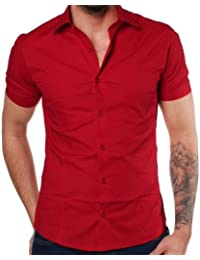 Fruit of the Loom SS100M, Chemise Business Homme