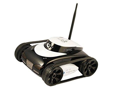 Xtreme Fahrzeug Raupenfahrzeug mit Batterie/Akku auf Lithium Polymer, mit Camera 0,3MP mit Nachtsicht und Übertragung durch Wifi digitales Real Camera FPV