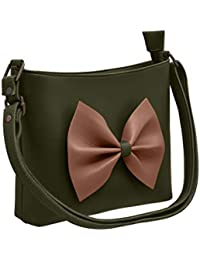 TAP FASHION Sling Bag For Womens & Girls Stylish Trendy Cross Body Bag With Adjustable Strap.