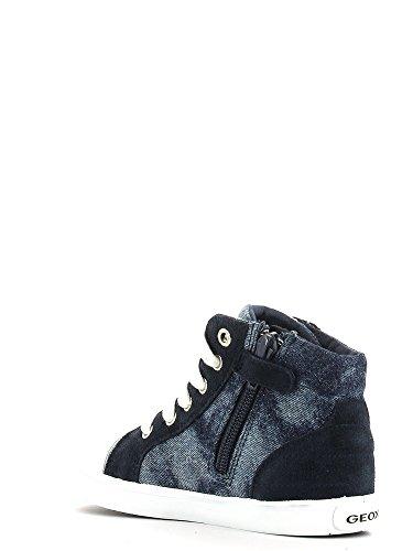 Geox , Mädchen Sneaker Schwarz