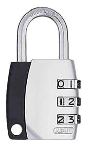 Abus, 9344 combinazione serratura a combinazione 155/20 SB/F Dimensione: 20