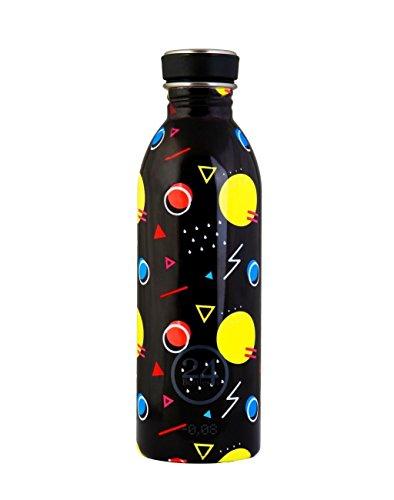 24Bottles Frizzy Cola 500ml Acciaio Inossidabile Multicolore Borraccia