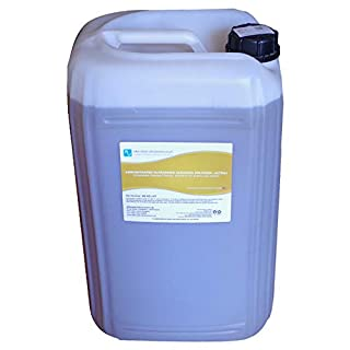General Purpose Concentrated Ultrasonic Cleaner Solution - 25 Litre Cleaning Fluid