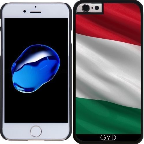 Coque pour Iphone 5/5S - Drapeau De Hongrie by Carsten Reisinger Plastique Rigide