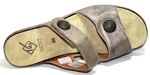 Theresia Muck Gil M54106-201-000 Damen Clogs & Pantoletten Beige/Sabbia