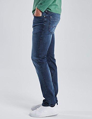 Pioneer Storm, Jeans Homme Bleu - Blau (dark used 433)