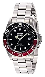 Invicta Pro Diver Men's Analogue Classic Automatic Watch With Stainless Steel Bracelet – 9403