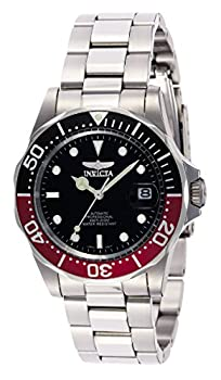 Invicta Pro Diver Men's Analogue Classic Automatic Watch With Stainless Steel Bracelet – 9403 0