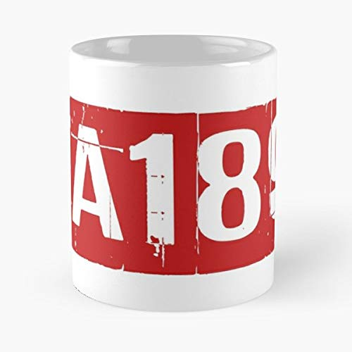 Fta 1895 Red Classic Mug Best Gift For Your Friends
