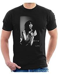 Howard Barlow Official Photography - Patti Smith Manchester Apollo 1978 Men's T-Shirt