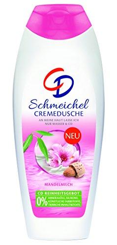 CD Schmeichel Cremedusche, 6er Pack (6 x 250 ml)