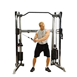 Body-Solid Functional Training Center Multi-Kabelzug Cable Crossover Functional Training Center