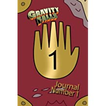 Gravity Falls: Journal 1: Limited edition! Replica of Journal 1 for you to fill-in!