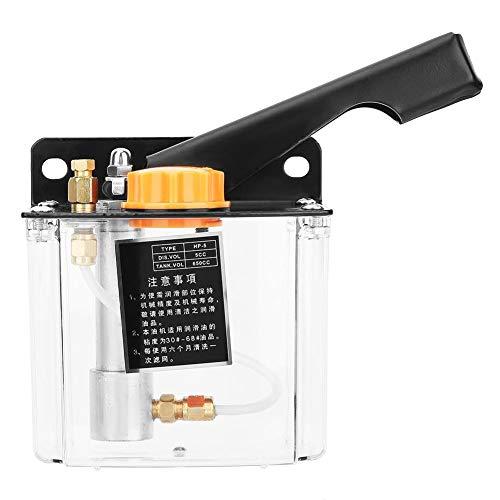 Pompa per olio lubrificante manuale HP-5R 650CC 4mm lubrificazione a mano con lubrificazione per tornio CN