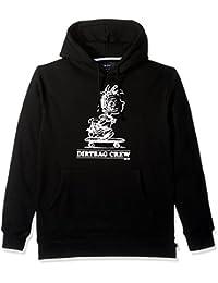 HUF - Sweat-shirt à capuche - Manches Longues - Homme noir noir
