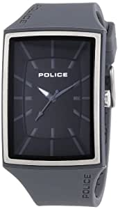 Police Men's Quartz Watch VANTAGE-X P13077MPGYS-02 with Plastic Strap