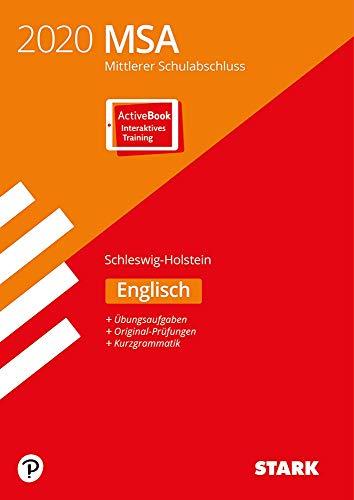 STARK Original-Prüfungen und Training MSA 2020 - Englisch - Schleswig-Holstein