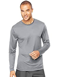 Hanes Cool DRI® Performance Men`s Long-Sleeve T-Shirt - Best-Seller!