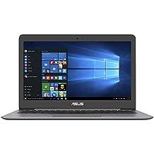 "Asus Zenbook UX310UA-GL079T Ultrabook 13.3"" Full HD Gris (Intel Core i5, 8 Go de RAM, SSD 256 Go, Windows 10, Garantie 2 ans)"