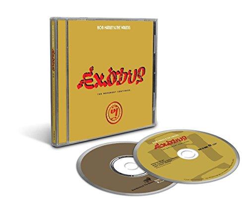 Bob Marley / Exodus 40: The Movement Continues – box set and