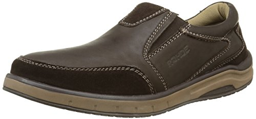 Rohde Fabriano, Chaussures Bateau Homme Marron (Noix)