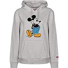 Levis ® Graphic PO Mickey Mouse Sudadera con Capucha
