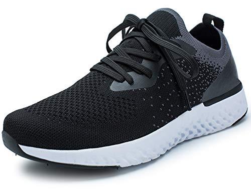 GJRRX Donna Scarpe da Ginnastica Corsa Sportive Fitness Running Sneakers Basse Interior Casual all'Aperto 35-41