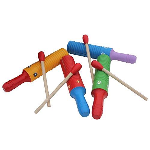 TREESTAR Baby Spielzeug Klopf- Hämmerspielzeug Kind Hölzernes Orff-Musikinstrumente Spielzeug Kinder Spielzeug Intelligenz Lernspielzeug für Babys und Kleinkinder Frühe Bildung
