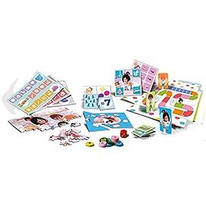 Clementoni- Educación Infantil Cleo & Cuquin, Multicolor (55246)