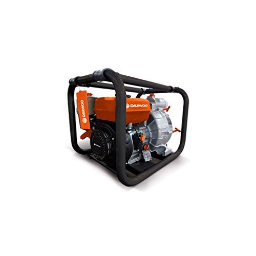 Daewoo GAT80 GAT80-Motobomba a Gasolina de 4 Kw, caudal MAX 833 L/m, A